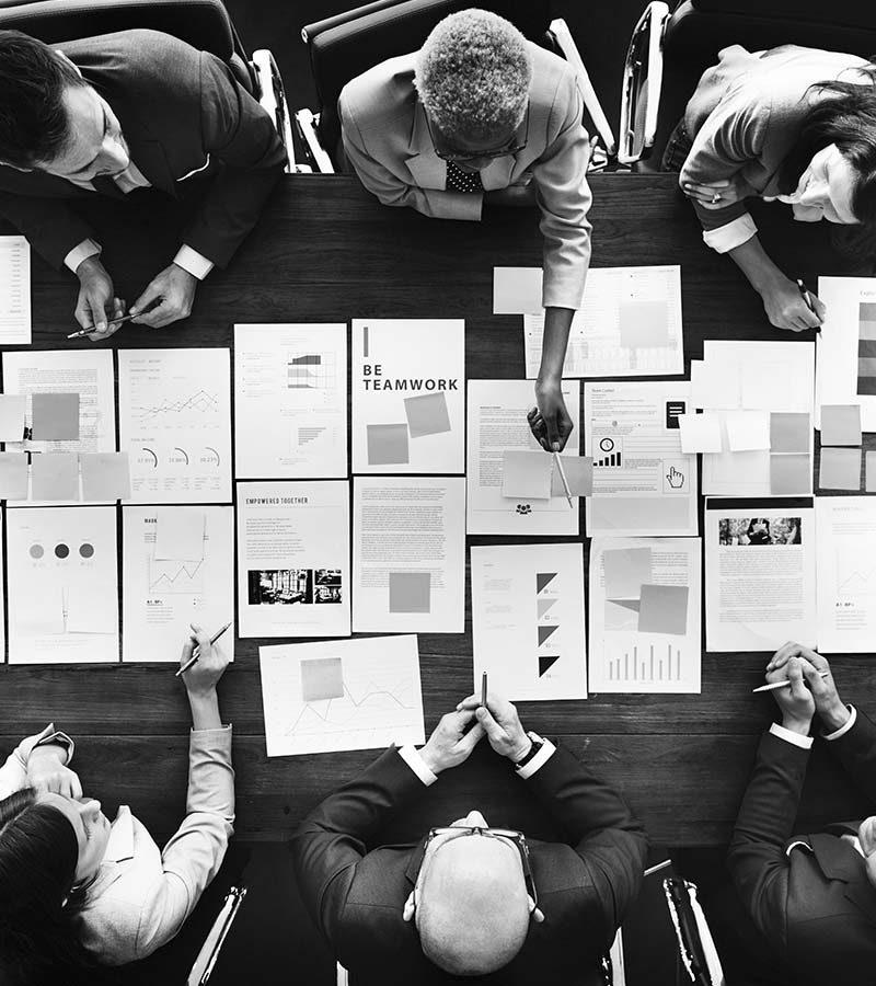 piano riorganizzazione aziendale